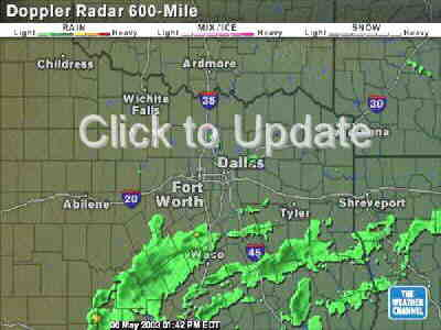 DFW Doppler Radar