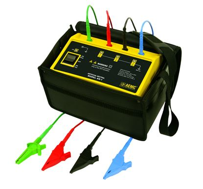 Picture of AEMC AN1 Artificial Neutral Leakage Current Meter & Probe