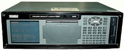 Picture of Dranetz 658 Power Quality Analyzer 400 Hz