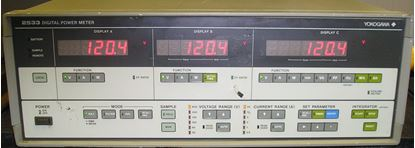 Picture of Yokogawa 2533 Digital Power Meter