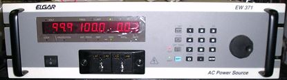 Picture of Elgar EW371 300 VA AC Power Source