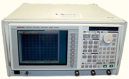 Picture of Advantest R3765AH 40MHz to 3.8GHz Network Analyzer
