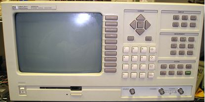 Picture of Agilent/HP 35660A Dual Channel Dynamic Signal Analyzer