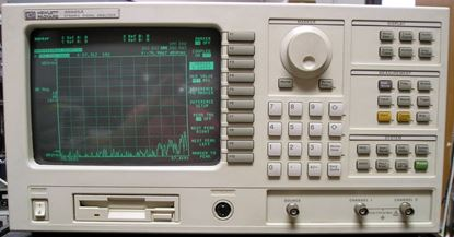 Picture of Agilent/HP 35665A 102.4 kHz 2 Channel Dynamic Signal Analyzer