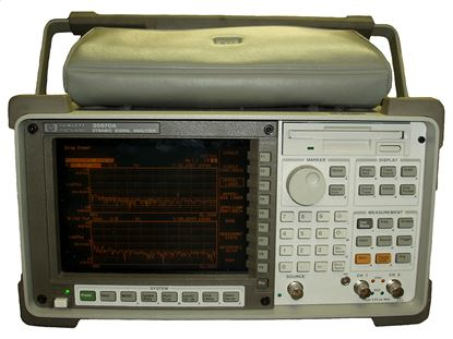 Picture of Agilent/HP 35670A 100 KHz Dynamic Signal Analyzer