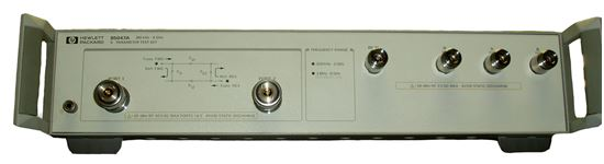 Picture of Agilent/HP 85047A S-Parameter Test Set