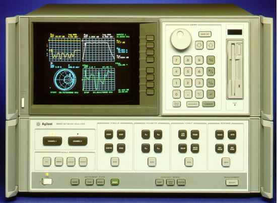 Picture of Agilent/HP 8510C 110 GHz Network Analyzer