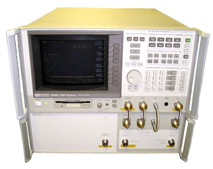 Picture of Agilent/HP 8546A EMI Receiver 9 kHz-6.5 GHz