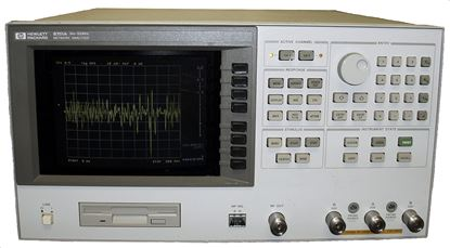 Picture of Agilent/HP 8751A 500 MHz Network Analyzer