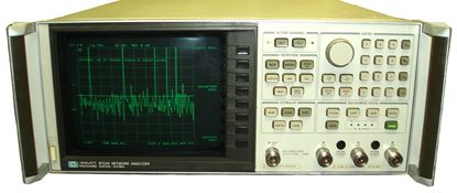 Picture of Agilent/HP 8753A 3 GHz Network Analyzer