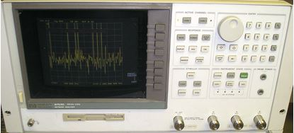 Picture of Agilent/HP 8753D 3 Ghz Network Analyzer