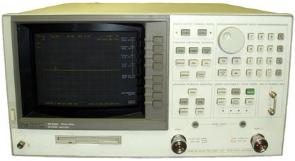 Picture of Agilent/HP 8753D 6 GHz Network Analyzer