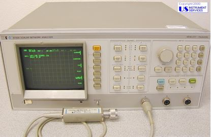 Picture of Agilent/HP 8756A Scalar Analyzer