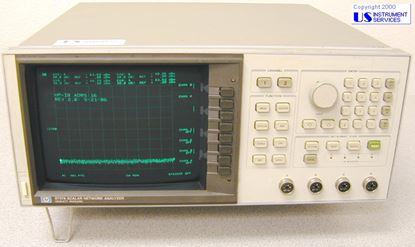 Picture of Agilent/HP 8757A 10 MHz to 40 GHz Scalar Analyzer