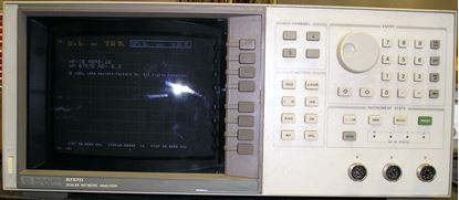 Picture of Agilent/HP 8757D Scalar Network Analyzer