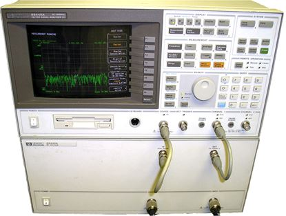 Picture of Agilent/HP 89440A Vector Signal Analyzer