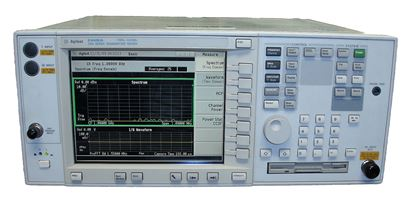 Picture of Agilent/HP E4406A 7 MHz to 4 GHz VSATransmitter Tester