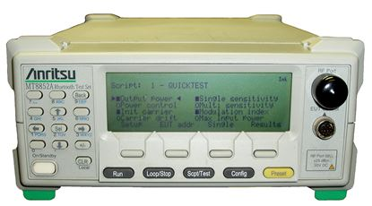 Picture of Anritsu MT8852A Bluetooth Test Set