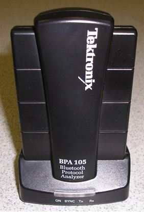 Picture of Tektronix/Frontline BPA105 Bluetooth Analyzer