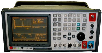 Picture of Aeroflex/IFR COM-120B 1 GHz Service Monitor