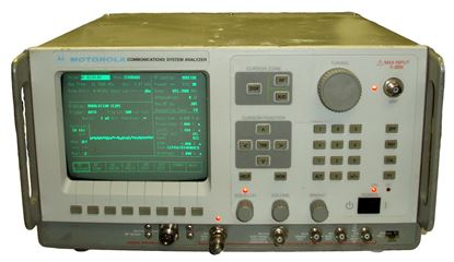 Picture of Motorola R2600CNTHS 1 GHz Communications Service Monitor