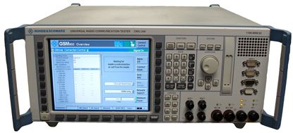 Picture of Rohde & Schwarz CMU200 Radio Communications Test Set