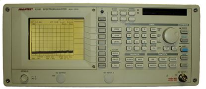 Picture of Advantest R3131 3 GHz Spectrum Analyzer