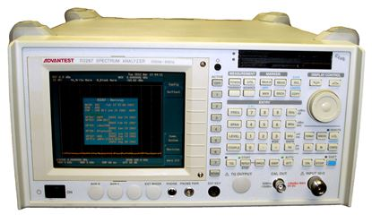 Picture of Advantest R3267 8 GHz Spectrum/Modulation Analyzer