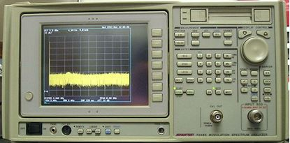Picture of Advantest R3465 8 GHz Spectrum Analyzer