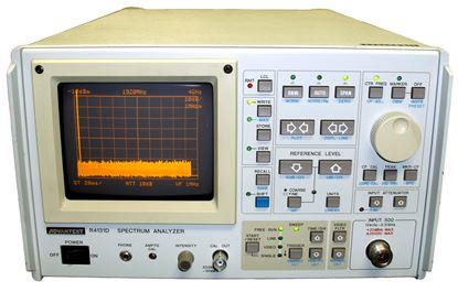 Picture of Advantest R4131D 3.5 GHz Signal Analyzer
