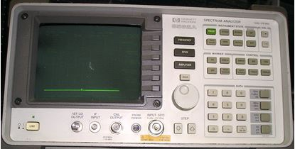 Picture of Agilent/HP 8562A 1 khz-22 GHz Spectrum Analyzer