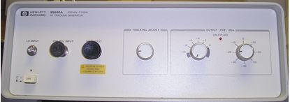 Picture of Agilent/HP 85640A RF Tracking Generator
