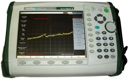 Picture of Anritsu MS2721A 7.1 GHz Spectrum Analyzer