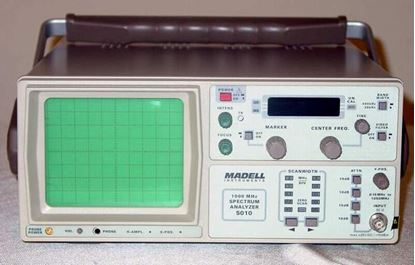 Picture of Madell AT5010B 1 GHz Spectrum Analyzer