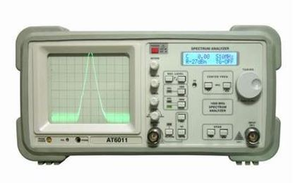 Picture of Madell AT6011 1 GHz Spectrum Analyzer/Signal Generator