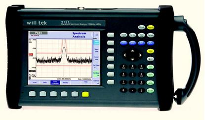 Picture of Willtek 9101 4 GHz Handheld Spectrum Analyzer