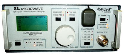 Picture of XL Microwave 2261 Analyze-R Microwave Antenna Path Alignment Test Set