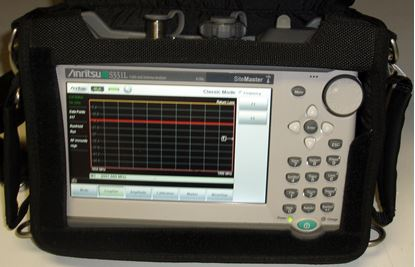 Picture of Anritsu S331L 2MHz 4GHz Sitemaster Test Set