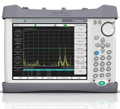 Picture of Anritsu S362E Handheld Cable Antenna Analyzer + Spectrum Analyzer