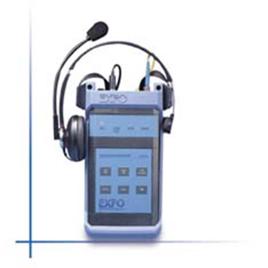 Picture of Exfo VCS-20A Multifunction Fiber-Optic Talk Set