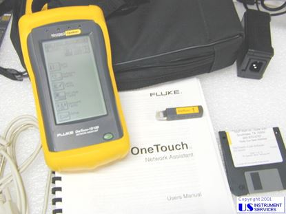 Picture of Fluke OneTouch 10/100 Network Assistant Series II