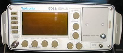 Picture of Tektronix 1503B Cable Tester