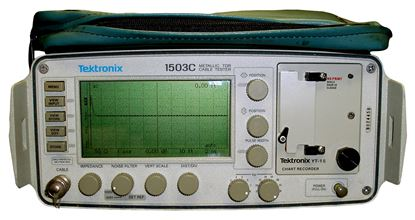 Picture of Tektronix 1503C Metallic Cable Tester