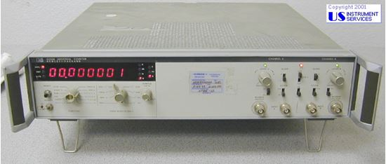 Picture of Agilent/HP 5328B 100 MHz Frequency Counter