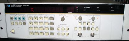 Picture of Agilent/HP 5335A 200 MHz Dual Channel Counter