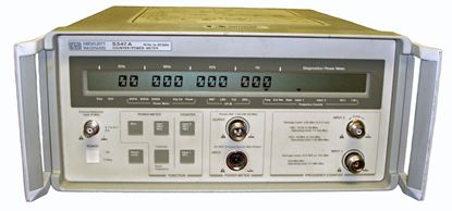 Picture of Agilent/HP 5347A 20 GHz Counter/Power Meter