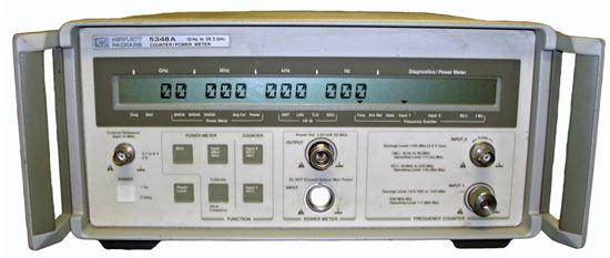 Picture of Agilent/HP 5348A 26.5 GHz Counter/Power Meter