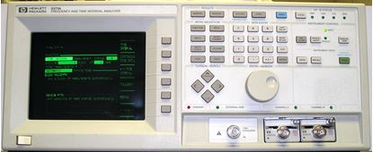 Picture of Agilent/HP 5371A Frequency and Time Interval Analyzer