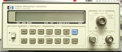Picture of Agilent/HP 5386A 3Ghz Counter