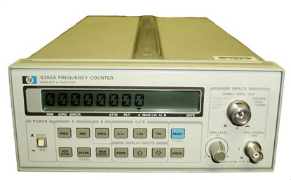 Picture of Agilent/HP 5386A 3 GHz Frequency Counter